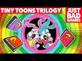 Tiny Toon Adventures PlayStation Trilogy - Just Bad Games