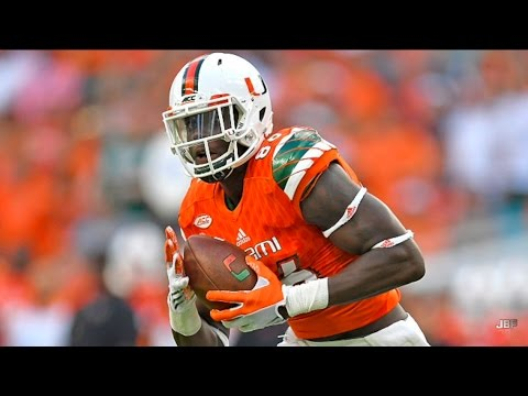 Miami Tight End David Njoku Highlights ᴴᴰ