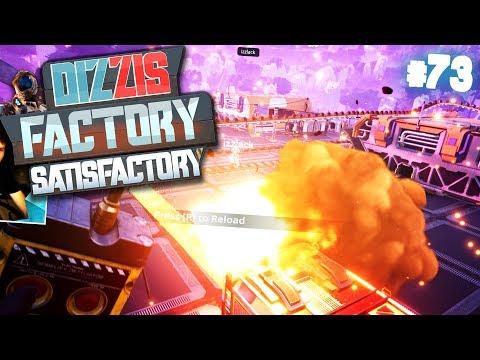DIE WICHTIGSTE VOLLAUTOMATISCHE FABRIK | Let's Play Satisfactory / Dizzis Factory #73 | izzi & Dner