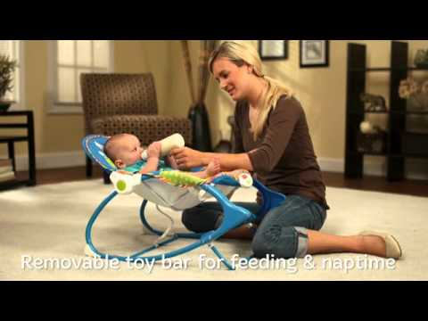 New Design Fisher Price Infant To Toddler Rocker