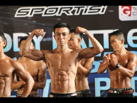Sportisi body battle 2018 gsport center padang ( new muscle)