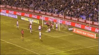 Gol Hemed Zaragoza - Mallorca 0-1