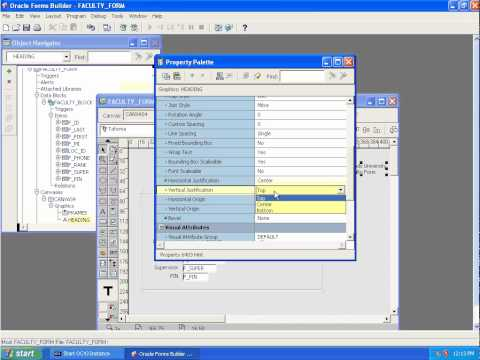 tutorial-1---creating-a-basic-form-with-oracle-form-builder-10g