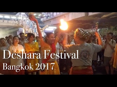 dussehra 2017 Festival in Bangkok