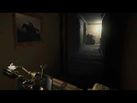 Sessione di gioco di Resident Evil 7 biohazard Gold Edition in corso su areahelp gaming zone |
