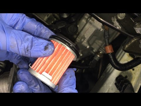 Honda Civic CVT Filter Replacment DIY
