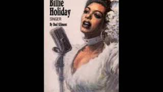 Sophisticated Lady -- Billie Holiday