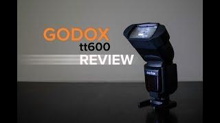 Godox TT600 Review