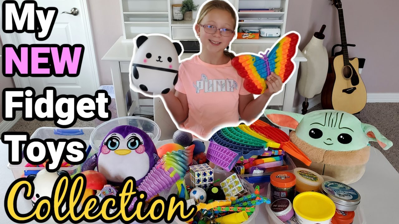 Download My NEW Fidget Toys Collection!!! **Officially Leah**