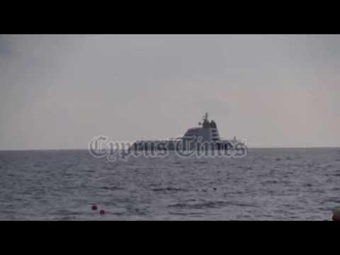 cyprustimes.com: Στη Λεμεσό το super yacht των 300 εκατομμυρίων δολλαρίων «Α»