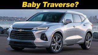 2019 Chevrolet Blazer - The Bigger Better Equinox