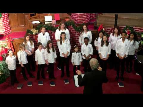 Cambridge Girls' Choir - Bidi Bom (Hanukkah song)