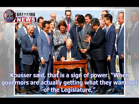 Who were the winners — and the big loser — of california's legislative session Breaking Daily News
