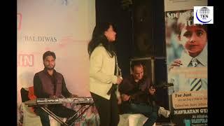 Awesome Live Performance By Shreya Basu   Yeh Mera Dil Pyar Ka Deewana