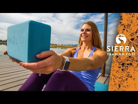 5 Yoga Block Exercises
