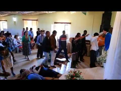 Holy Ghost Fire @ Grace of Church Antsirabe, Madagascar Pastors & Leaders Conference 10092016