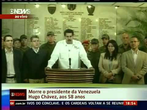 La morte de Hugo Chávez 05_03_2013