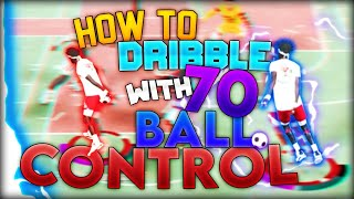HOW TO DRIBBLE WITH 70 BALL CONTROL ON NBA 2K20! *NEW* BEST DRIBBLE MOVES AFTER PATCH 13!(TUTORIAL)