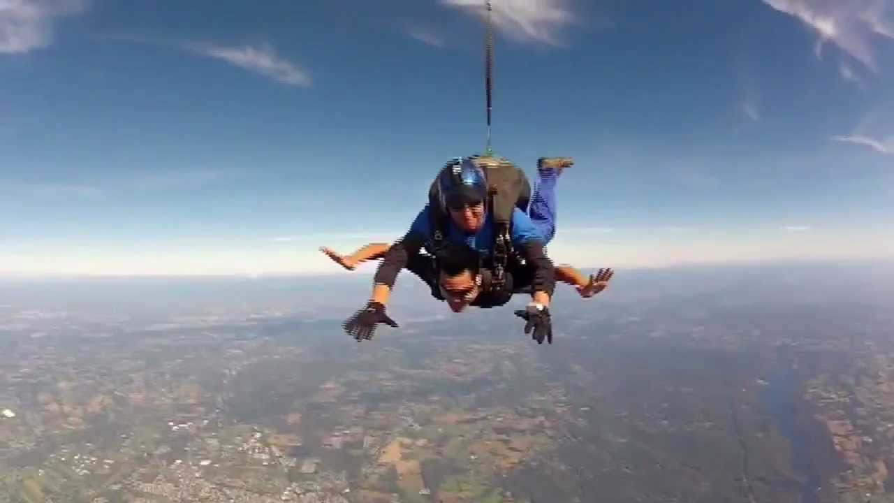 Go Skydiving Near San Diego and Los Angeles, CA