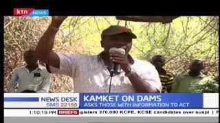 Tiaty MP William Kamket speaks out on dam scandals