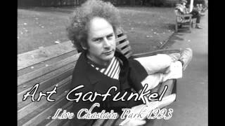 Real Emotional Girl, Live Chastain Park 1993, Art Garfunkel
