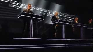 Kraftwerk - The Hall of Mirrors - MoMA 2012