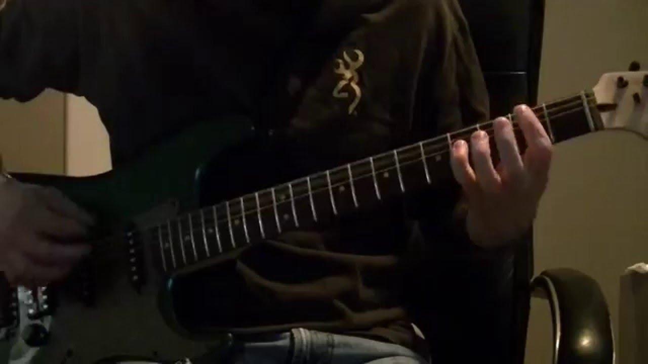 Hey Mickey Guitar Cover Youtube