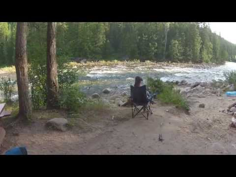 Camping BC - Kettle River