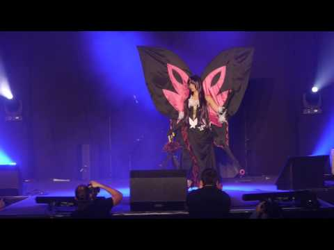 related image - Made In Asia 2017 - Concours Solo Samedi - 07 - Accel World - Kuroyukihime