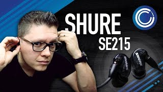 SHURE SE215 REVIEW ESPAÑOL - Audio profesional con un precio razonable.