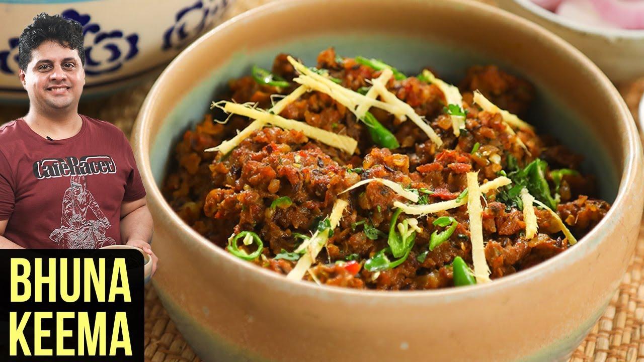 Mutton Keema   Bhuna Keema Recipe   How To Make Mutton Keema   Eid Special Recipe By Prateek Dhawan