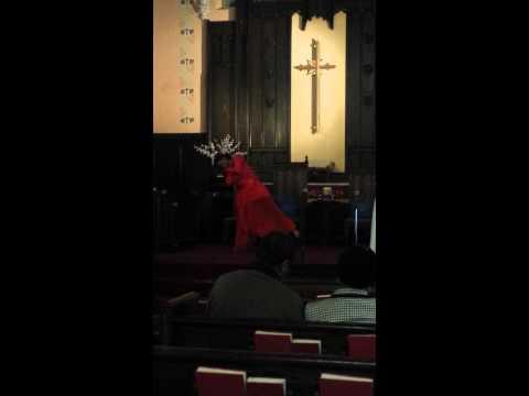 Jesus Is Love Praise Dance
