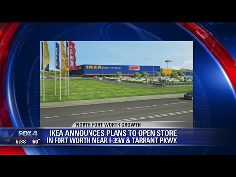 Fort Worth Ikea Plans