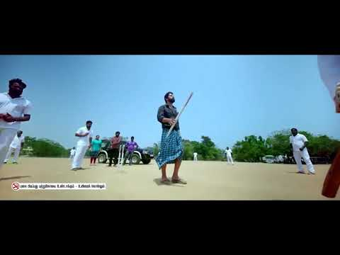 Sketch vikram entry fight scene hd