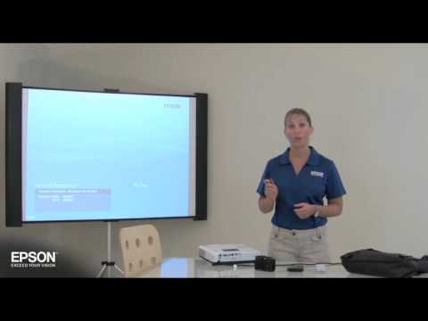 Epson Projectors PC Free Presentations - YouTube - presentation projectors