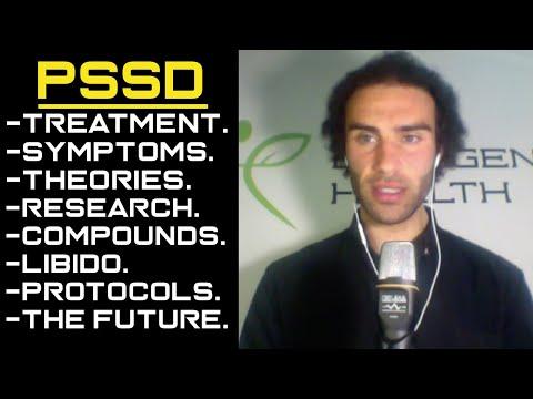 PSSD (Post SSRI