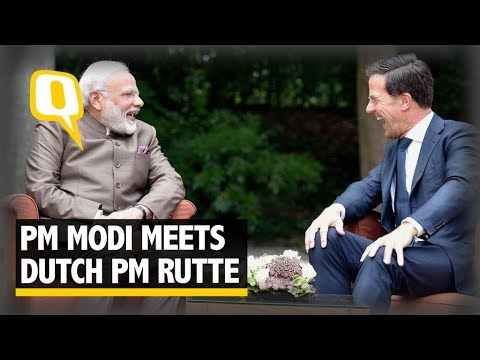 Netherlands' Support Helped India Get MTCR Membership: PM Modi