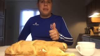 broma ...Receta de pan de Agua de Puerto Rico, receta paso a paso