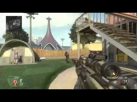 Dre Bly 32 - Black Ops II Game Clip