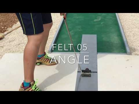 Felt Lane 5 - Angle (World Championships 2017)