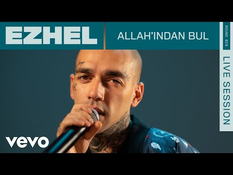 Ezhel - Allah'ından Bul (Live) | ROUNDS | Vevo