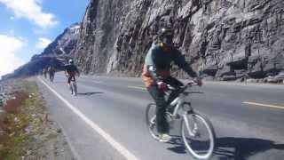 Дорога смерти. Боливия.(, 2013-04-15T22:10:35.000Z)