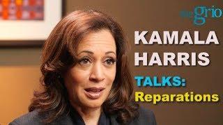 #AskKamala: Does Kamala Harris support reparations for Black Americans?