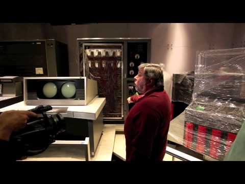 "First peek at ""Revolutions"" exhibit at Computer History Museum with Woz"
