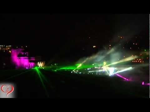 Veliko Tarnovo: 3D Mapping / Lights show / Laser show / Pyrotechnics