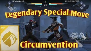 Shadow Fight 3 | Legendary Special Move Circumvention!!