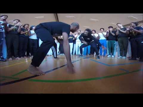 Mestre Boca Rica & Mestre Tico - Capoeira De Besouro 2018 (CDO Hamburg)