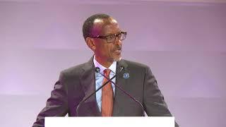 President Kagame Keynote Address at 4th Transform Africa Summit #TAS2018 | Kigali 8 May 2018