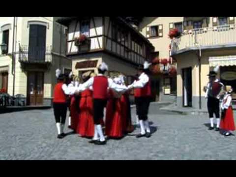 Gruppi folkloristici della Valle d'Aosta