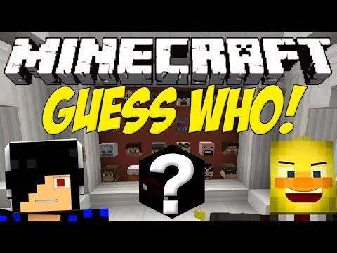 THE GUESSING GAME [Minecraft: Minigame!]
